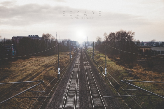 escape to another world