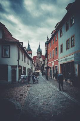 Naumburger Innenstadt