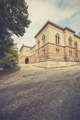 altes Universitätsgelände in Jena