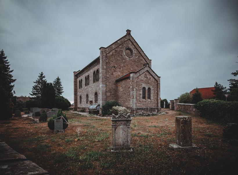 Dorfkirche Poppendorf