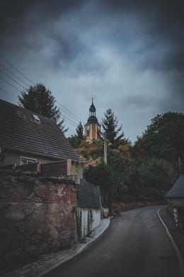 Kirche in Schkölen