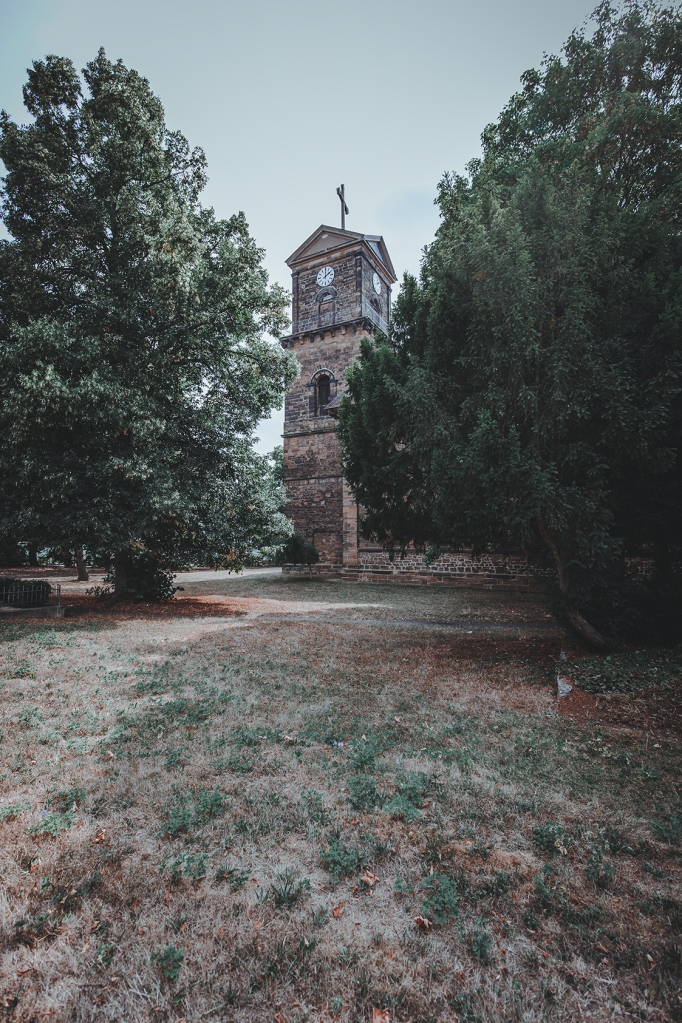 kleine Kirche in Gotha