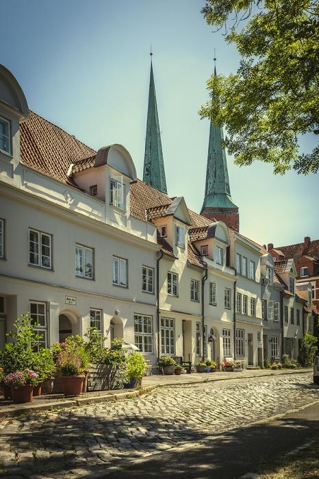 Lübecker Innenstadt