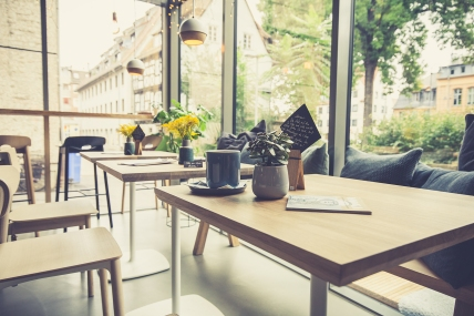 nordisches Cafe in Jena Holz & Hygge